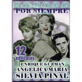 Enrique Guzman, Silvia Pinal, Angelica Maria 12 Peliculas