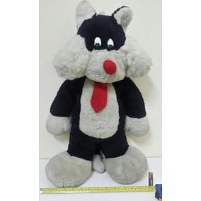 Gato Silvestre Jr Peluche Grande Looney Tunes Liquido Ya