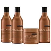 Kit Natural Curls Profissional Maxiline +frete Grátis