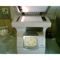 Multifuncional X644de Alta Produção Fax Rede 50ppm Reformada