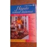 5995 Libro Hagalo Usted Misma Maria Jose Roldan Utilisima