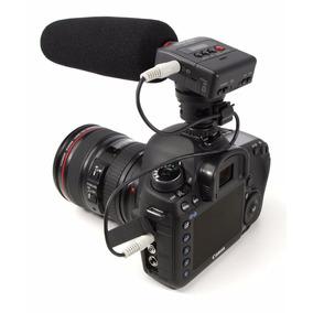 Tascam Dr-10sg Shotgun Dr 10 Sg Gravador E Microfone