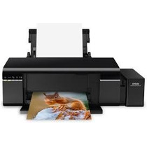 Impressora Epson Tanque L800 Imprim Cd