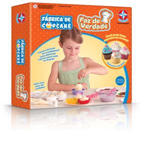 Faz De Verdade - Fábrica De Cupcake Estrela