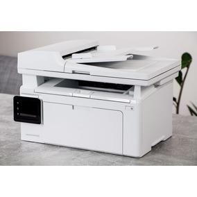 Multifuncional Hp Laserjet Pro M130fw Monocromática Fax 110v