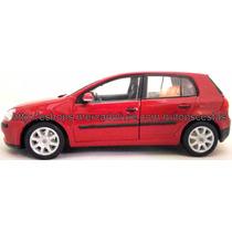 Miniatura Carro Carrinho Volkswagen Golf V 1/24 Welly