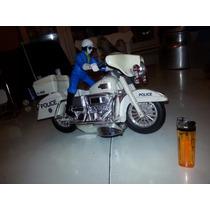 Moto Patrulla De Los 80s