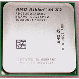 Procesador Amd Ahtlon 64 X2 5200+ 2.6ghz Socket Am2