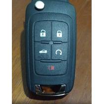 Chave Gm Chevrolet Cruze Com Partida Remota Sistema Onstar