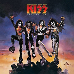 Lp Kiss Destroyer 180g Importado Novo Usa