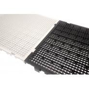 12 Estrado Plastico Pallet Preto Fabrica Piso Elevado