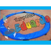 Protector Colchoneta Cubre Resortes Trampolin Brincolin