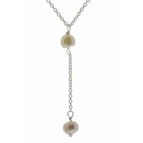 Joyería Goretti Juego De Arete Collar Con Perlas Cultivadas