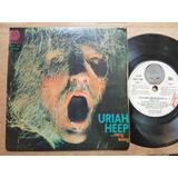 Uriah Heep Mini Lp Peru Very