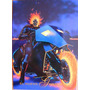 Ghost Rider / Marvel Comics Pepsi Cards 50 / Tarjetas