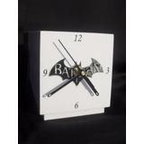 Reloj Cubo Batman The Dark Knight + Estuche
