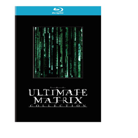 Matrix Bluray The Ultime Collection Coleccion Completa