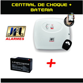 Kit Central De Choque Jfl Ecr 18 18000v + Bateria