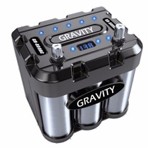 Capacitor Gravity 800 A Bateria Carro Con Led