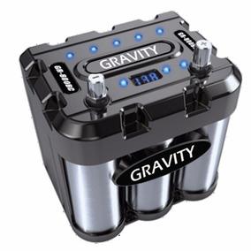 Capacitor Gravity 800 A Bateria Carro Con Led