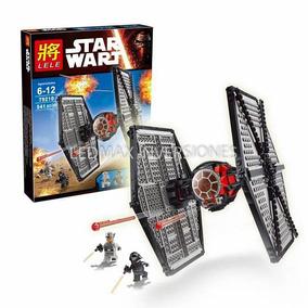 Lego Nave Lele Star Wars 541 Piezas + 4 Figuras - Tienda!!