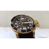 Reloj Hombre Invicta Corduba Enchapado Oro 18k 18833