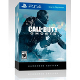 Call Of Duty Ghosts Hardened Edition Ps4 Seasson Pass