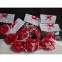 Sabonete Artesanal Rosas Embalagem Decorativa