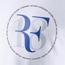 Playera De Coleccion Y Edicion Limitada Roger Federer 18 R