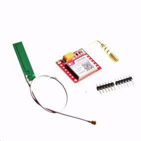 Módulo Sim800l Gsm Gprs Compatible Arduino Pic