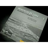 Memorias De Lima, 4 Libros Nuevos - Colección El Comercio