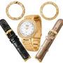 Relógio Dumont Feminino Vip Sk89097/p.