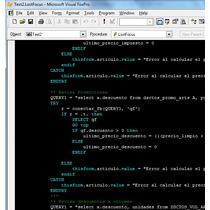 Codigo Fuente Vfp 8 De Verificador De Precios Para Microsip