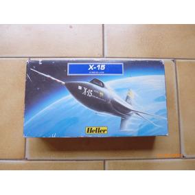 X-15 - Maqueta Avión Para Armar 1/130
