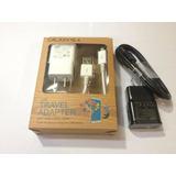 Cargador + Cable Usb Samsung Galaxy J2 J3 J5 J7 Tab A Tab E