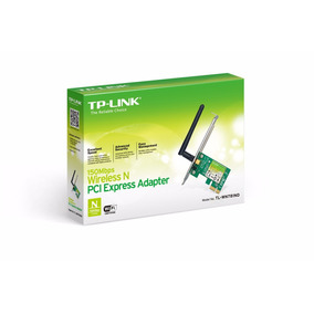 Adaptador Wireless Pci Express Tp-link Tl-wn781nd 150 Mbps