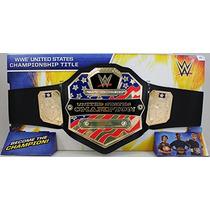 Wwe Campeonato De Estados Unidos (2014) - Wwe Mattel Kid Ta