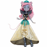 4 Monster High Mouscedes King, Toralei, Frankie, Clawdeen