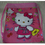 Bolsitos Morralitos Para Cotillones De Hello Kitty