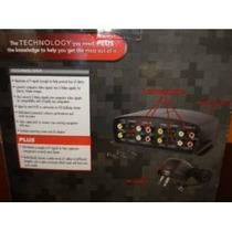 Amplificador Y Distribuidor De Audio Y Video Radio Shack