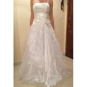 Vestidos de novia baratos largos