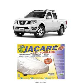 Capa Jacaré 100% Forrada Crv,blazer,captiva,sw4,toaureg,rav4