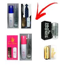 Kit 24 Produtos 12 Perfumes Contratipo Atacado Para Revender