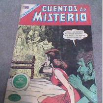Comic De Novaro Cuentos De Misterio