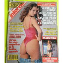 Madonna, El Cuerpo Desnudo Del Delito 1993 Revista Interviu,