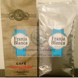 Cafe En Grano O Molido Bonafide Franja Blanca Super Oferta