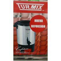 Cafetera Turmix 20 Tazas Uso Industrial O Comercial