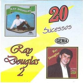 Cd Ray Douglas 20 Sucessos Vol. 2 Lacrado