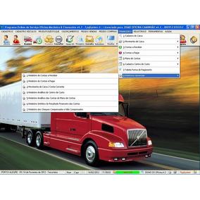 Software Ordem De Serviço Para Oficina Mecânica Caminhão 4.2
