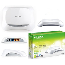 Router Tp-link Tl-wr720n 150mbps 2.4ghz Inalambrico Wifi
